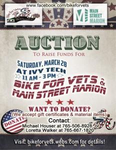 auction flyer